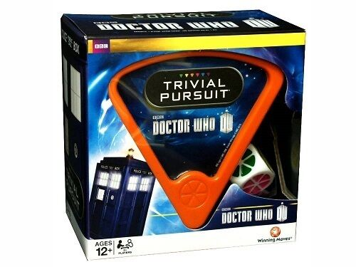 Trivial Pursuit Dr Who Edition