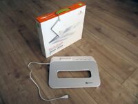 NEW!! NOTEBOOK COOLER + 4 Port USB HUB + PWR SUPPLY