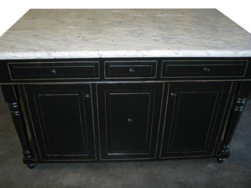 Kitchen Island Granite