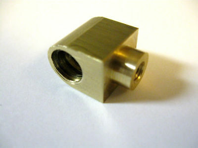 Atlas 618 Craftsman 101 6 Inch Lathe Cross Feed Nut M6-19a