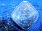 Aluminum British Indian Coins