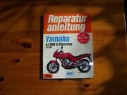Reparaturanleitung Yamaha XJ 600