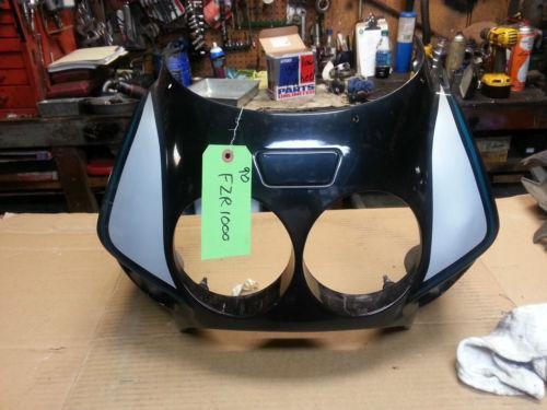 Fzr 1000 motorcycle parts ebay for Yamaha fzr fairings