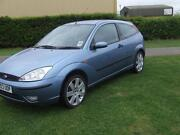 Ford Focus MP3 Alloy Wheels