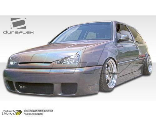 vw golf 4 body kit ebay. Black Bedroom Furniture Sets. Home Design Ideas
