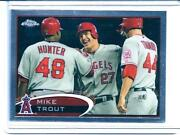 2012 Topps Mike Trout