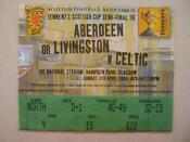 Scottish Cup Final Tickets