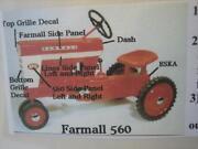 Farmall Toys