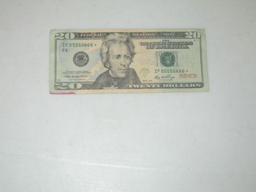 2006 20 Dollar Star Note Ebay