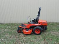 2011 Kubota ZD221 For Sale