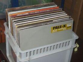 "110 x 12"" Techno Vinyl Records Collection 1990s- 2000's"