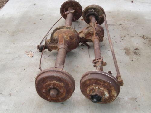 willys jeep axle ebay