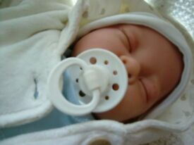 REBORN DOLL BABY REBORN BOY SUITABLE FOR CHILDREN FROM 4YRS NOW A PLAY DOLL WITH CE LABEL