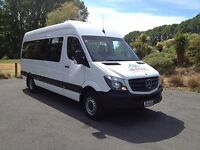 Minibus Company Glasgow, Save 20% Today on our 8 seat , 12 seat and 16 seater minibuses with driver.