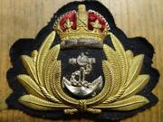 Royal Navy Cap Badge