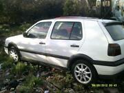 MK3 Golf Breaking
