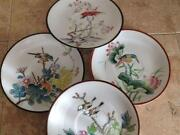Japan Hand Painted Plates