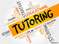 math, geography, science tutoring
