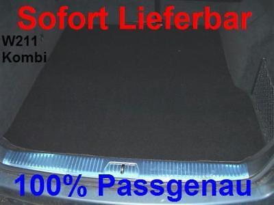 Kofferraumteppich Matte MERCEDES W211 E-Klasse Kombi gebraucht kaufen  Egenhausen
