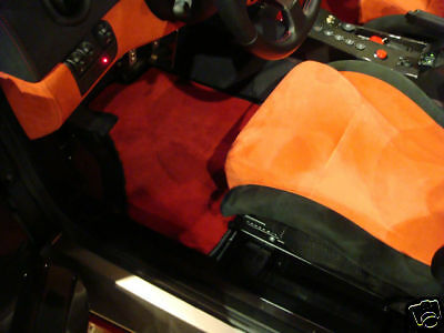 Ferrari 360 F430 Challenge, Scuderia, 16M, Floor Mats