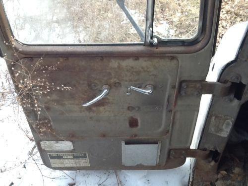 Mack Door Commercial Truck Parts Ebay