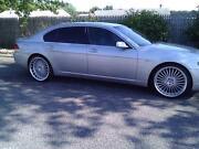 BMW 22 Wheels Used