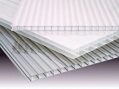 Twin-wall polycarbonate