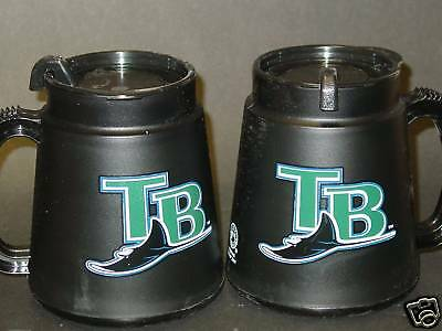 Rays Mug - MLB 20oz Travel Mug, Tampa Bay Devil Rays, New