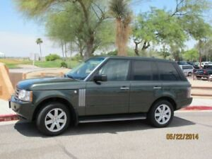 Wanted 2007-2009 Range Rover HSE