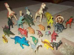 Animals & Dinosaurs Toys & Hobbies Bright Dinosaur Toy Figure Bundle