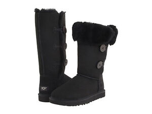 UGG Australia Women's Bailey Button Triplet Boots 1873