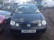 Cars Spares or Repair Polo