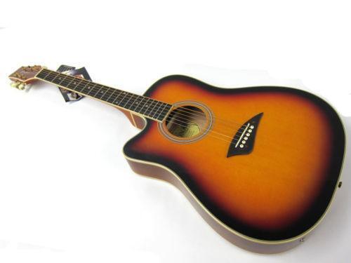 lefty acoustic guitar ebay. Black Bedroom Furniture Sets. Home Design Ideas