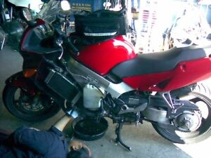 Motorcycle mechanic - repair and service shop