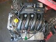 Renault Scenic Motor