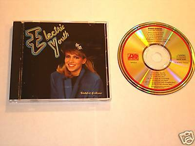 DEBBIE GIBSON ELECTRIC YOUTH CD  MINT !
