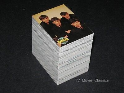 THE BEATLES © 1993 River Group Inc. Complete 220 Base Card Set