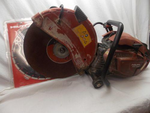 Hilti Concrete Saw Ebay