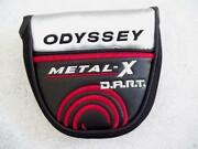 Odyssey Putter Headcover