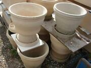 Sandstone Pots