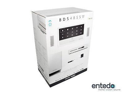 Harman Kardon BDS 485S 2.1 3D Blu-ray Soundsystem Set Speaker 4K Spotify NEU