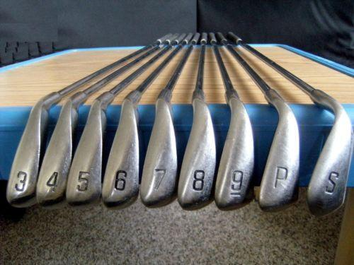Browning 440 Irons Clubs Ebay