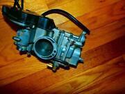 TRX450R Carb