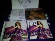 Taylor Swift Speak Now Signed