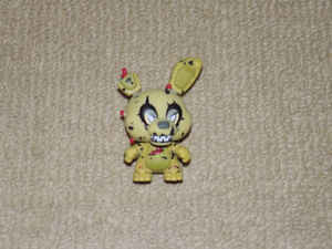 FUNKO, SPRING TRAP, MYSTERY MINIS, FIVE NIGHTS AT FREDDY'S VINYL