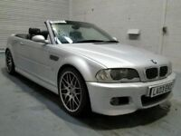 BMW M3 E46 SMG ONLY 47K MILES BREAKING SPARES DOORS LEATHER DIFF SUB