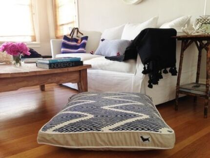 Designer Medium Dog Bed Cover