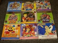 games in your loft? - I am looking for a NEO GEO POCKET collection. Games, console, and accessories.