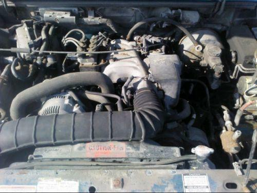 95 Ford Ranger Engine