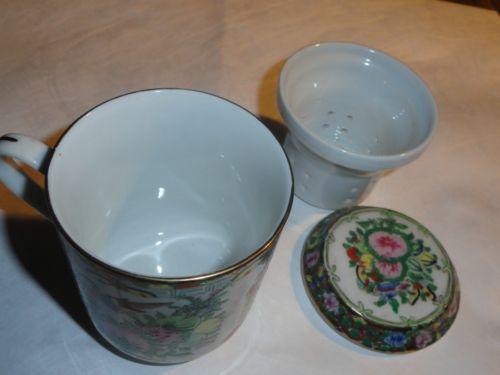 japanese tea cup lid ebay